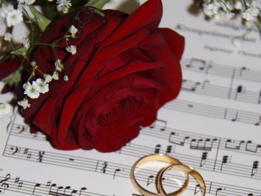 Welche Lieder für die Trauung?