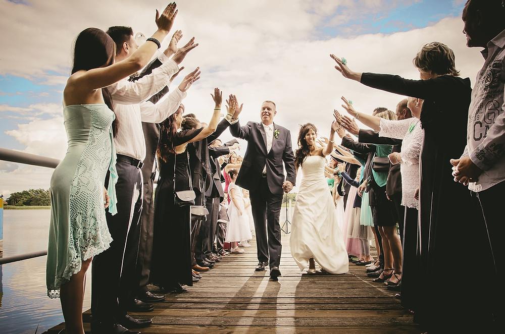 Trauung, Hochzeit