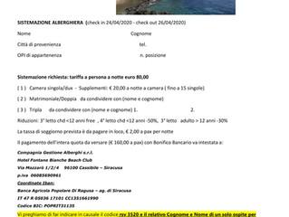 I° Congresso Regionale OPI Sicilia  Siracusa 24, 25, 26 Aprile 2020