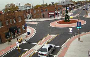 Erie Street BIA Streetscape
