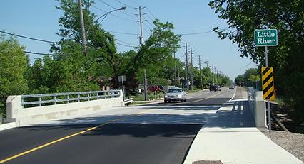 Lauzon Road and Bruce Avenue