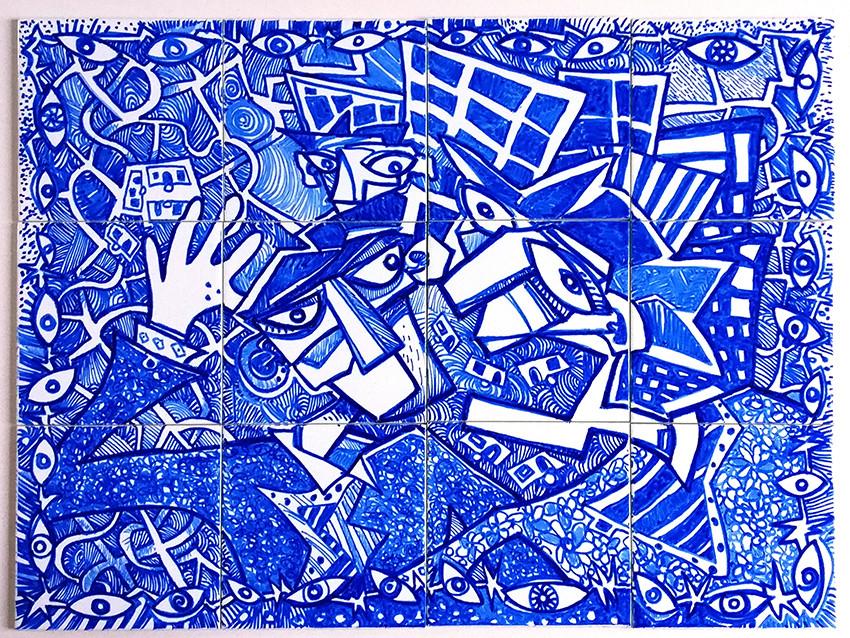 Azulejos -Gitans des villes,Gitans des champs