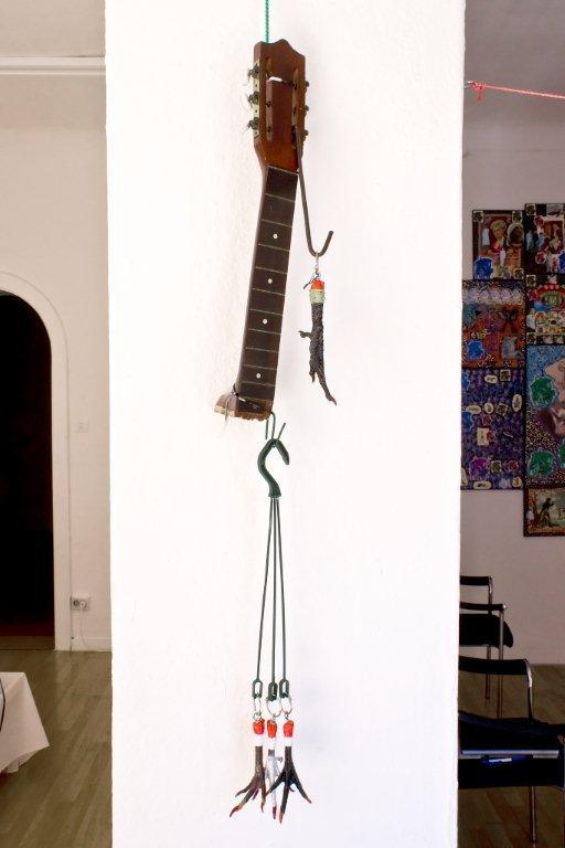 Grigris Gitans Installation