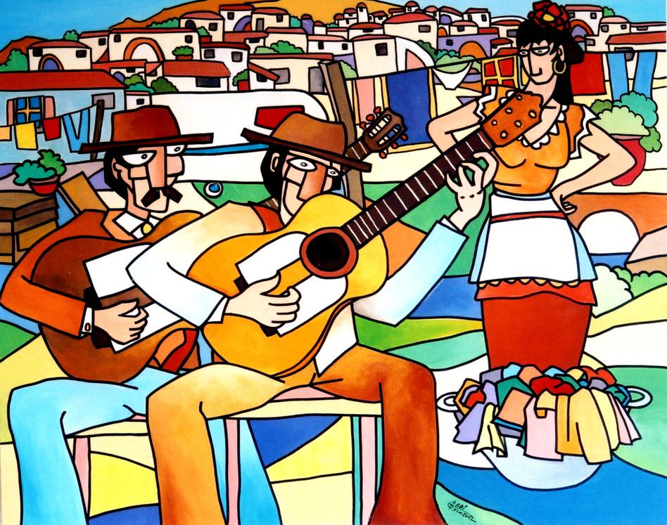 terrain guitares