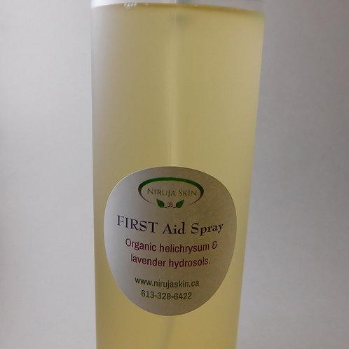 First Aid Spray