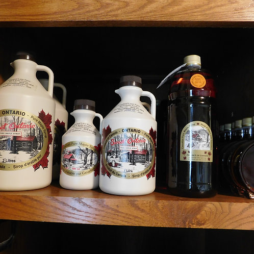 Maple Syrup Local from Hartington