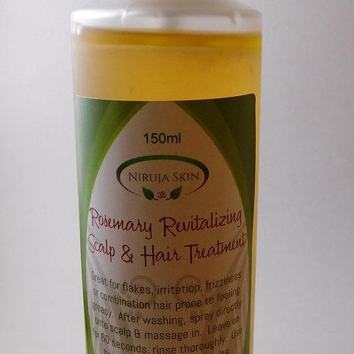Rosemary Hair & Scalp Revitalizer