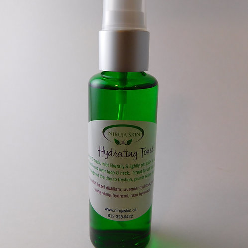 Hydrating Toner Spray or Pads