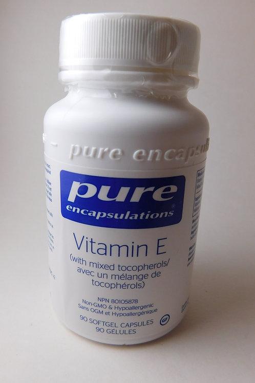 Vitamin E (Pure Encapsulations)