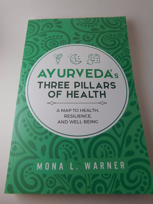Ayurveda's Three Pillars of Health