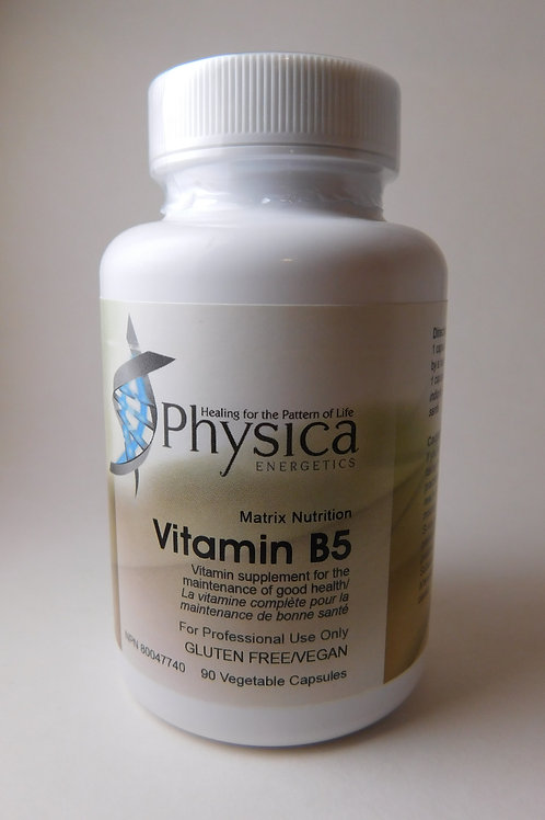Vitamin B5 (Physica)