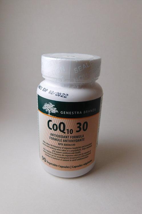 CoQ10 30 (Genestra)