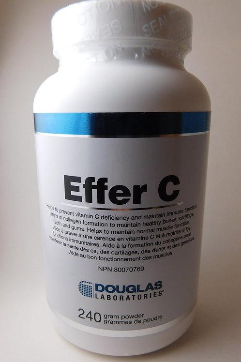Effer C Vitamin Powder (Douglas Labs)