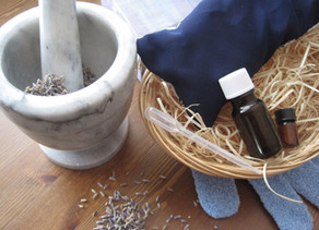 The Practice of Self-Care & Aromatherapy