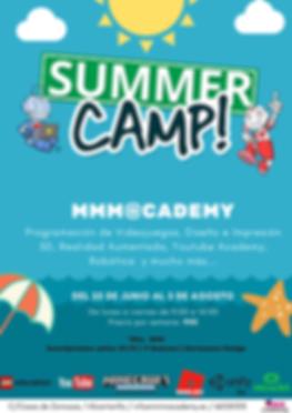 summer camp, campamento verano, campamento tecnologico, extraescolares, robotica educativa, diseño de videojuegos, videojuegos
