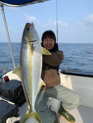 2021.02.12 青物根魚便♪