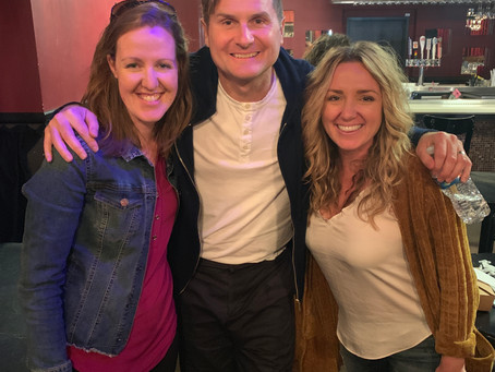 Something to Say: Reflections from Rob Bell's communication workshop