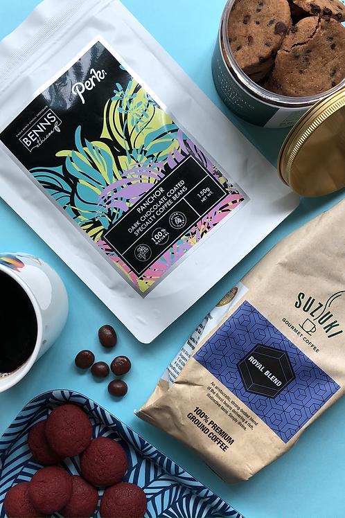 Halal: Coffee Chocolate Whirl