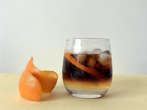 Mandarin Coffee Tonic - Home Bar Kit