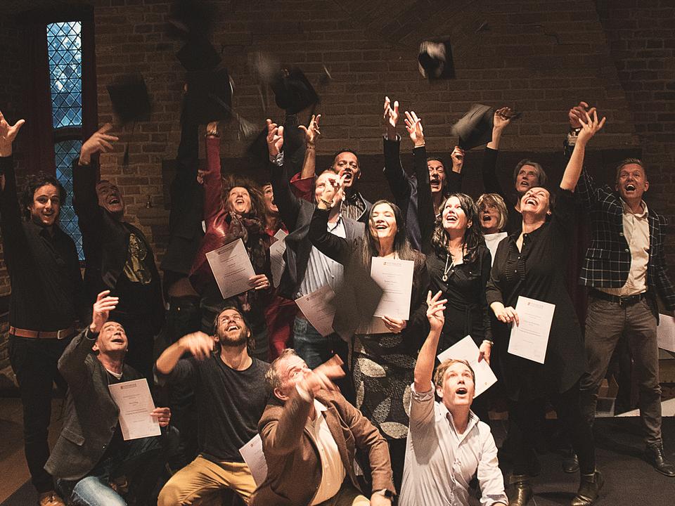 Social ondernemers ontvangen certificaatr