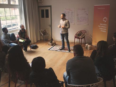 Storytelling Journey | Haarlem