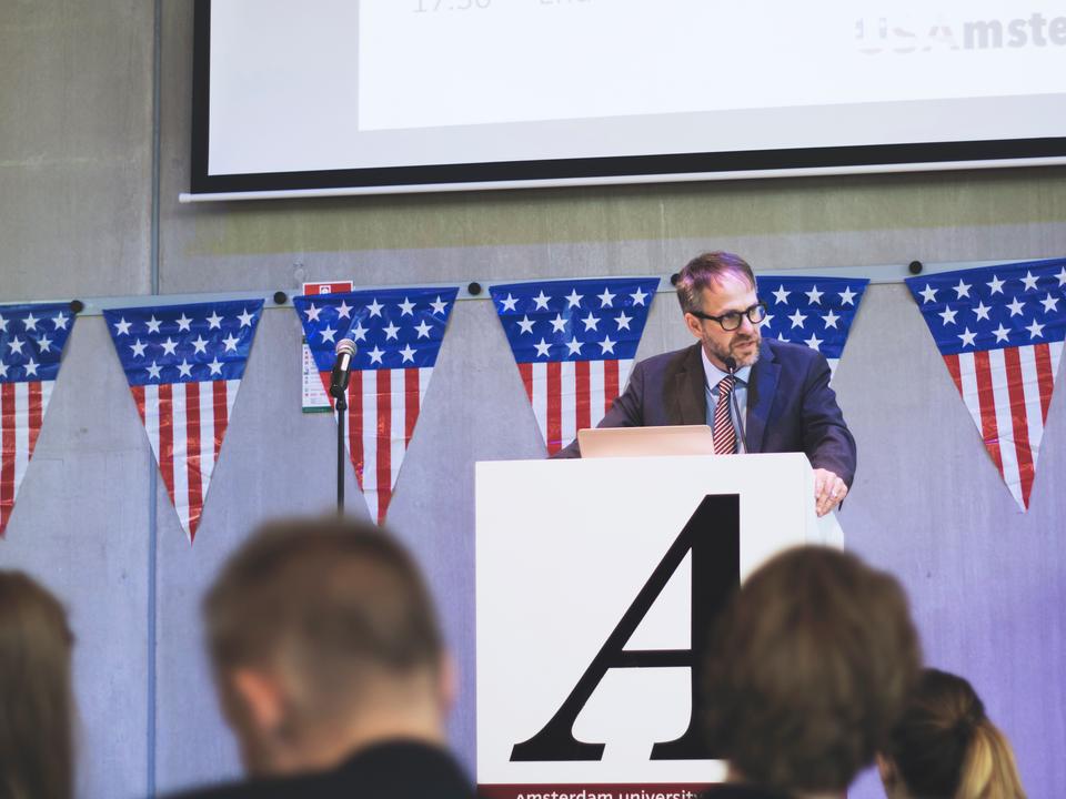USAmsterdam | AUC