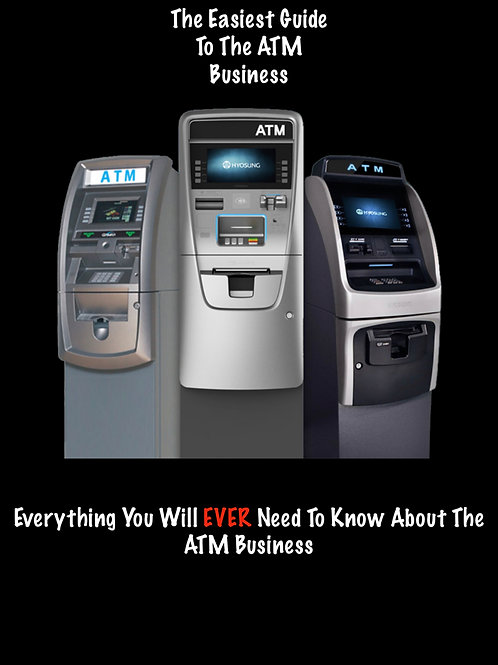 The Easiest Guide To The ATM Business