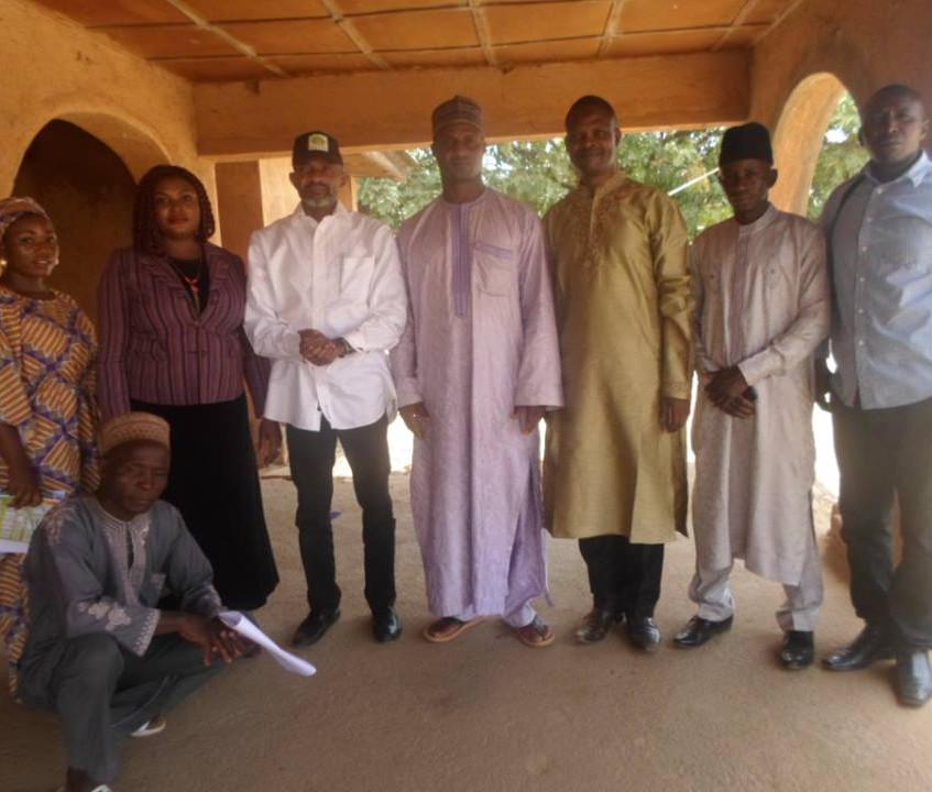 NEEDCSI Advocacy to Unity FM  and Rigizah2