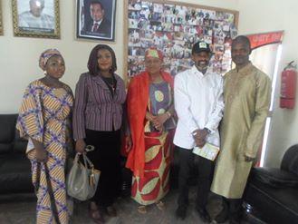 NEEDCSI Advocacy to Unity FM  and Rigizah