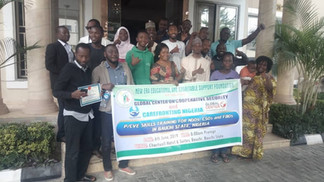 NEEDCSI Trains NGOs, FBOs and CBOs on P/CVE Skills in Bauchi State