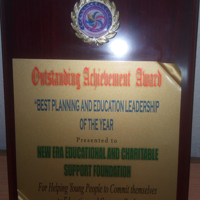 Award to NEEDCSI1