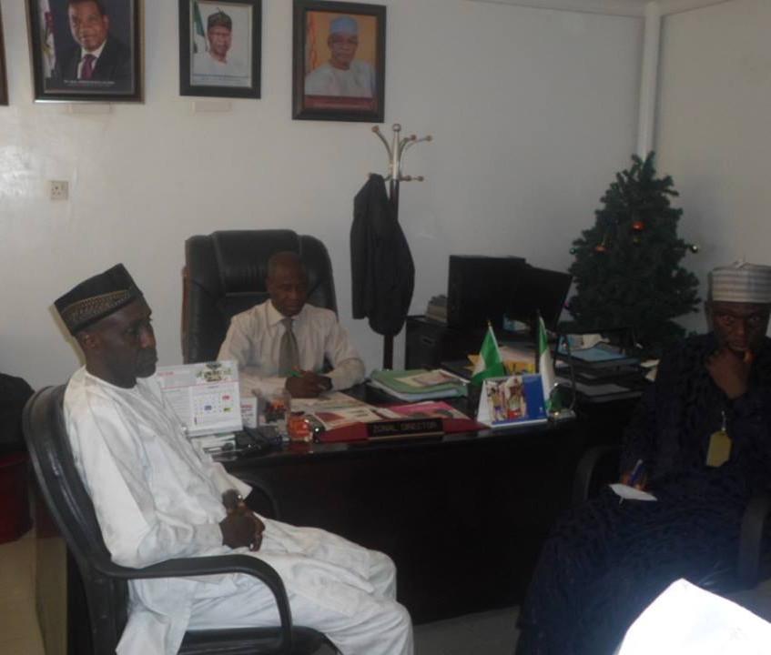 NEEDCSI Advocacy to NTA Zonal Network Center Jos2