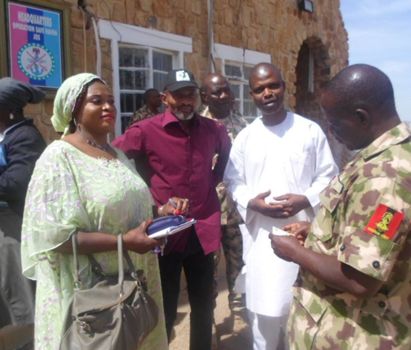 NEEDCSI Advocacy Visit to Military Special Task Force6