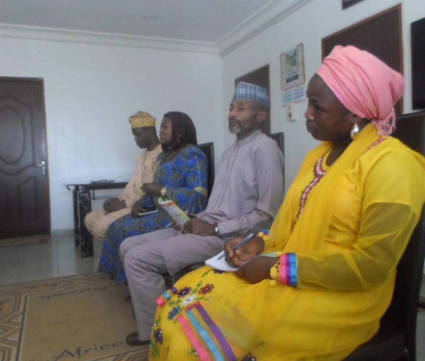 NEEDCSI Advocacy to NTA Zonal Network Center Jos3