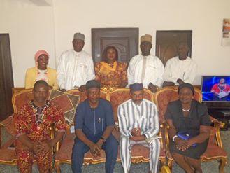 NEEDCSI Advocacy to Plateau House of Assembly