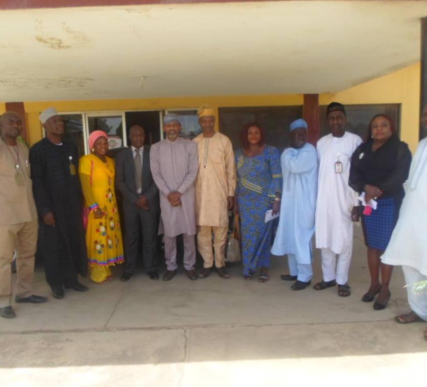 NEEDCSI Advocacy to NTA Zonal Network Center Jos