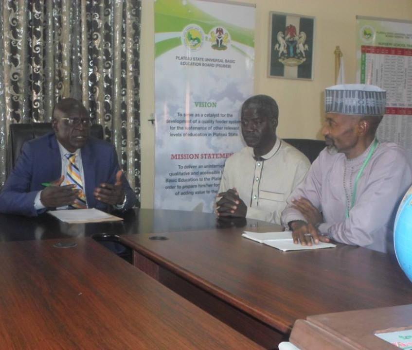 NEEDCSI Advocacy to NTA Zonal Network Center Jos9