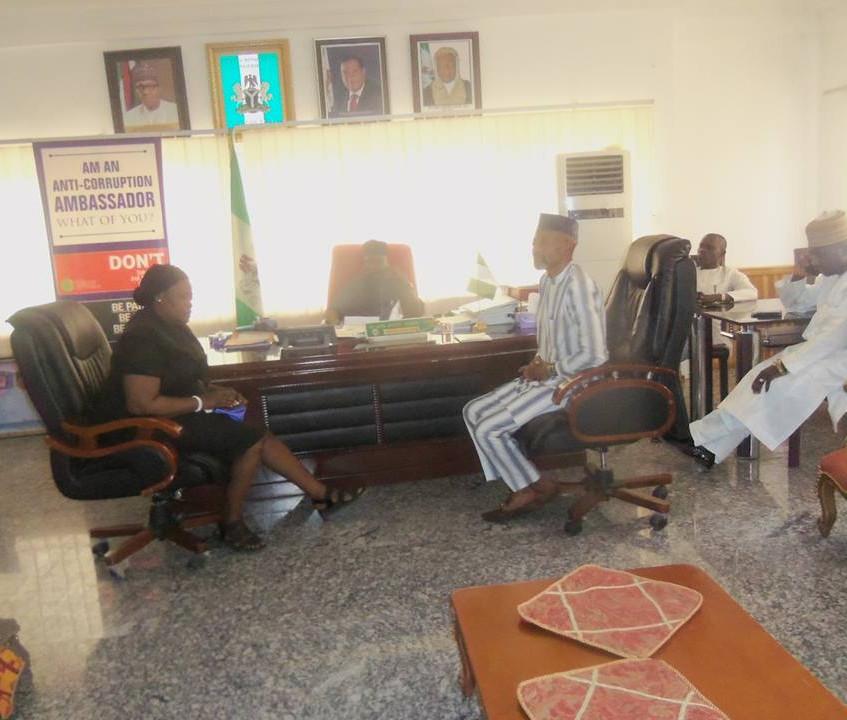 NEEDCSI Advocacy to Plateau House of Assembly5