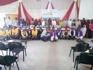 NEEDCSI Holds January 2019 Stakeholders Peacebuilding Assembly