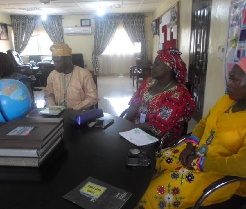 NEEDCSI Advocacy to NTA Zonal Network Center Jos8