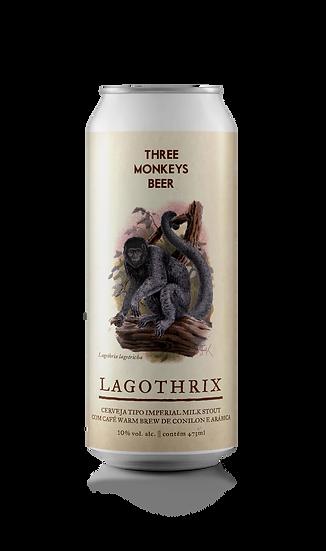 Lagothrix - 4un de 473ml