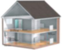 Combi boiler combination boiler installation heat water on demand