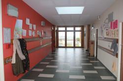 Hall principal du centre de loisirs