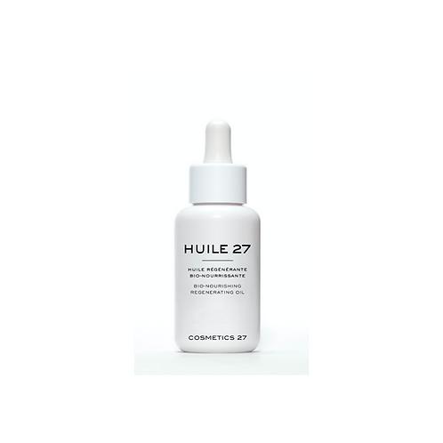 C27 HUILE 27 Живильна олія для регенерації шкіри
