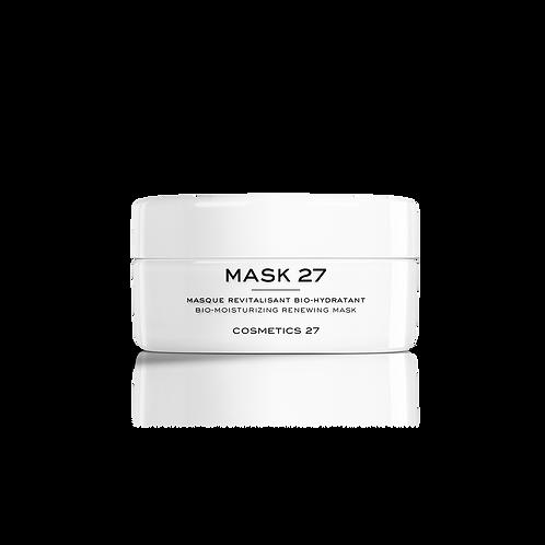 C27 Mask 27 - Зволожувальна відновлювальна маска