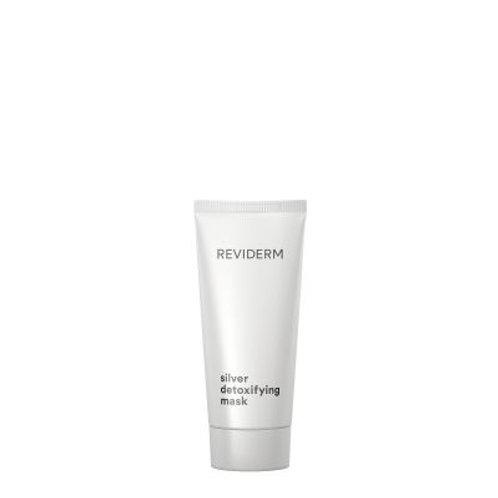 REVIDERM Антибактеріальна маска з мікросріблом Silver detoxidetoxifying mask