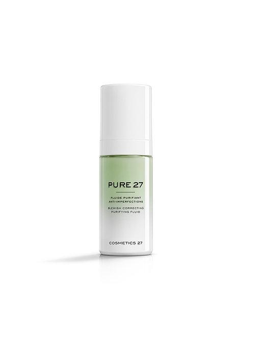 C27 PURE 27 - Сироватка-флюїд для боротьби з висипами