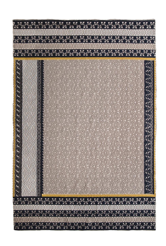Patchwork Carpet by Pretziada Studio mad