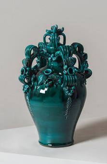 Nuptial Vase