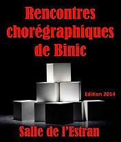 Rencontres Chorégraphiques de Binic 2014